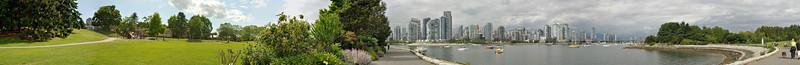 360 de False Creek à Vancouver