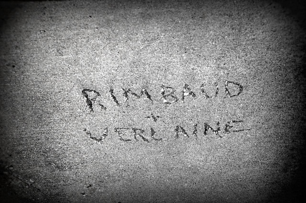 Rimbaud + Verlaine