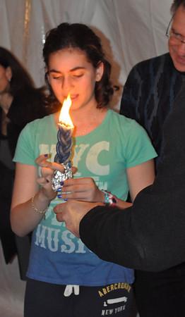 Elana's Bat Mitzvah Dec. 4, 2010