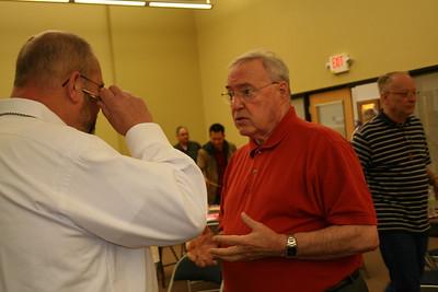 Fr. Charlie Bisgrove and Fr. Charlie Yost