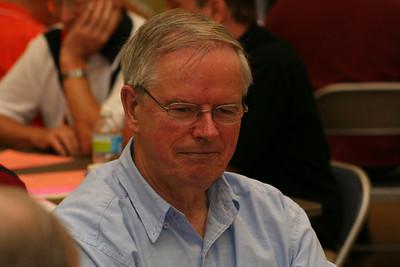 Fr. John van den Hengel of the General Council.