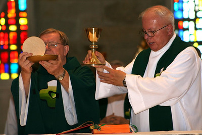 Fr. Bill Pitcavage and Fr. Joe Dean