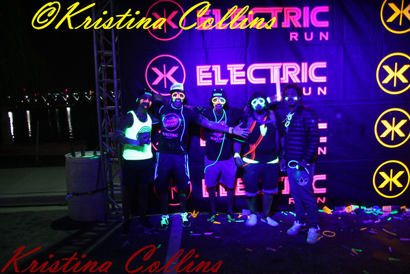 Electric Run DC