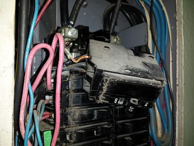 electrical panel failure 2014