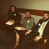 Lynda W. Moulton, Susan N. Bjorner, David W. Lewis.