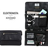 Elektronista Digital Clutch Bag 20-046-BLK