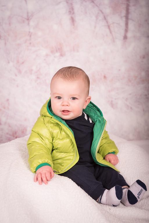 Eli 6 Months Jan 2015