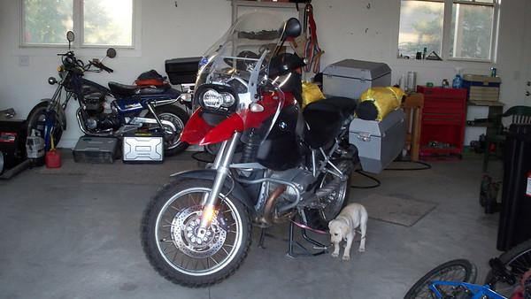 Eli Summer Motorcycle Trip 2009