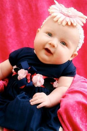 Eliana 3 months