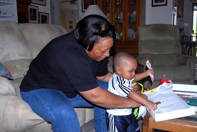 Elijah at one year old