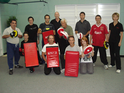 Elite Self Defence Course May 2011