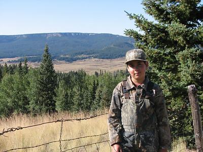 Elk Hunting 2009