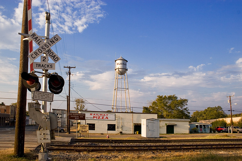 Elkhart Texas (near Palestine & Lakeview Methodist Camp)