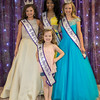 2017 Queens, Junior Miss Jenna Cave, Miss Nya Scott, Petite Miss Emily Hammer, Little Miss Macey Conley