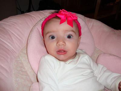 Ella 2-4 Months!