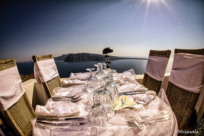 Santorini Wedding - Greek islands