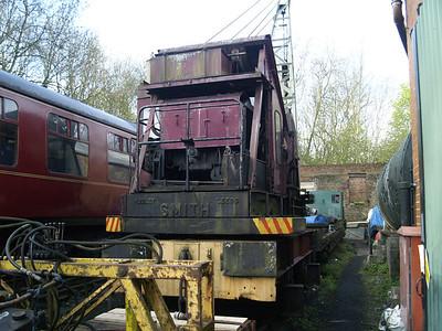 0645/20/10 Smith & Rodley Diesel Crane   30/04/16.