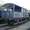 68499 20t GWR Brakevan Toad   30/04/16.