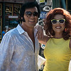 Elvis and Priscilla tribute artists