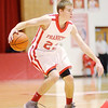 Don Knight / The Herald Bulletin<br /> Frankton hosted Elwood on Friday.