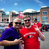 "Bear & I before the game when we were still friends. via Instagram <a href=""http://ift.tt/2cyC0UC"">http://ift.tt/2cyC0UC</a>"