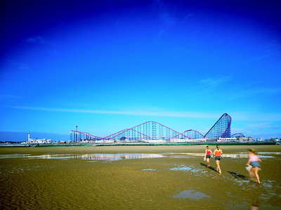 PLEASURE BEACH: Beach