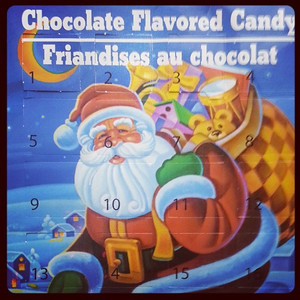 Chocolate flavored candy? via Instagram http://instagram.com/p/h6d_nYGFM6/