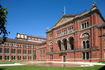 VICTORIA AND ALBERT MUSEUM: The John Madejski Garden