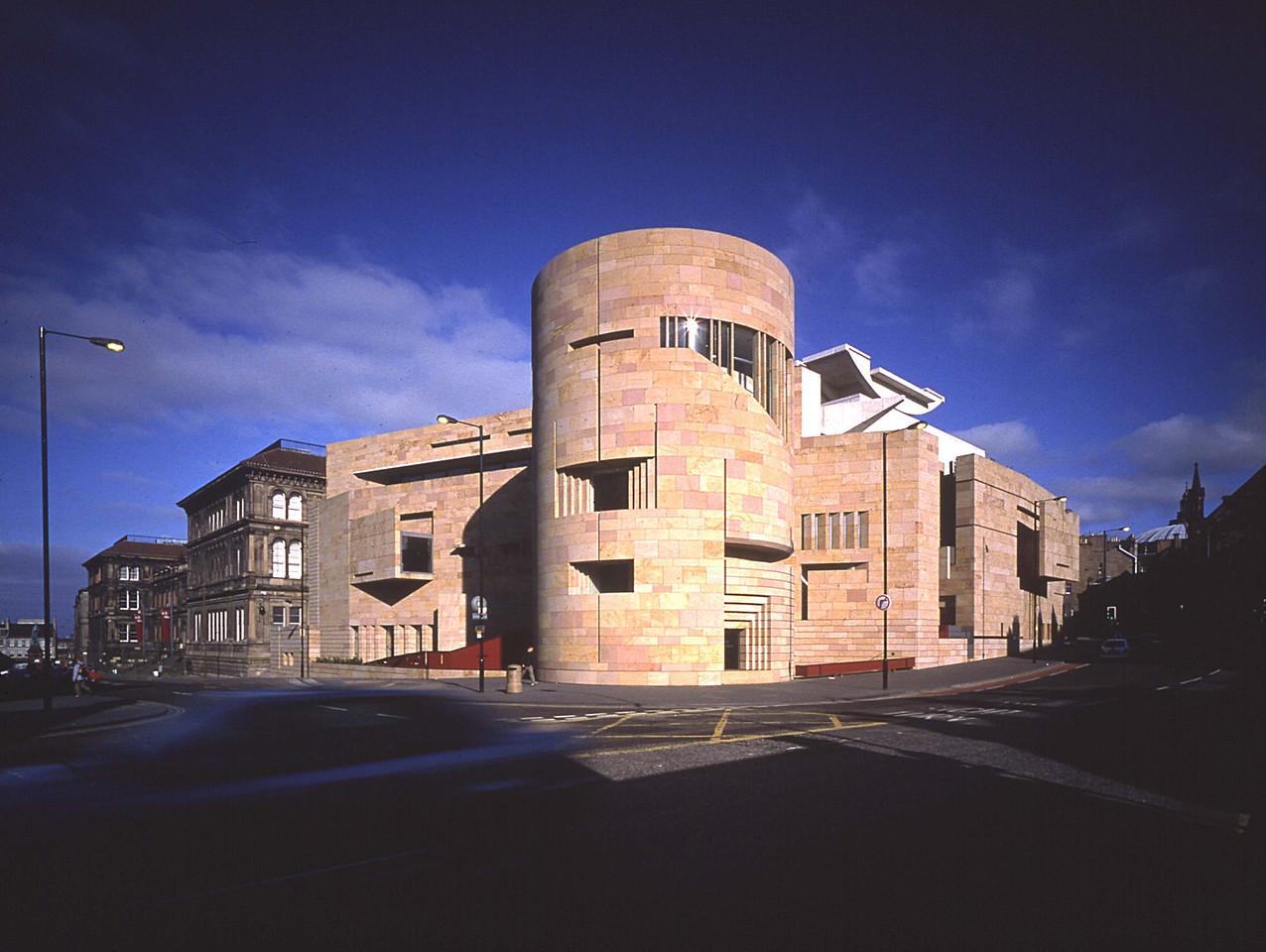 NATIONAL MUSEUMS SCOTLAND : National Museum of Scotland