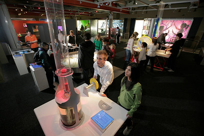 NATIONAL MUSEUM OF SCIENCE AND INDUSTRY :Science Museum, Teenagers interacting in Launchpad 2.jpg>> Science Museum, Launchpad Susanne White Marketing and Communications Administrator Science Museum Exhibition Road London SW7 2DD Tel 020 7942 4353 susanne.white@sciencemuseum.org.uk www.sciencemuseum.org.uk For updates on all Science Museum news and events sign up to our free e-newsletter at www.sciencemuseum.org.uk This e-mail and attachments are intended for the named addressee only and are confidential. If you have received this e-mail in error please notify the sender immediately, delete the message from your computer system and destroy any copies. Any views expressed in this message are those of the individual sender and may not reflect the views of the National Museum of Science & Industry. This email has been scanned for all viruses by the MessageLabs Email Security System.