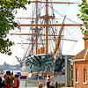 PORTSMOUTH HISTORIC DOCKYARD: HMS Warrior 1860