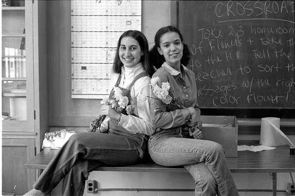 Crossroads 1981- Miriam and Wendy