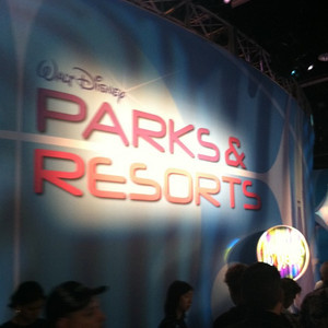 Parks and Resorts Pavilion