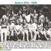 1976 Seneca girls