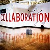 "Collaboration wall at @TMCxAccelerator #SpaceCityJs @SpaceCityJs via Instagram <a href=""http://ift.tt/1ElI7lE"">http://ift.tt/1ElI7lE</a>"