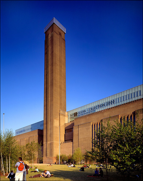 TATE GALLERIES: Tate Modern