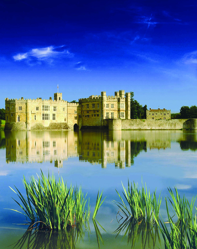 LEEDS CASTLE, Side View Leeds Castle Foundation is a Registered Charity No. 268354. It is a company, limited by guarantee, Registered No. 1172263. Leeds Castle Enterprises Limited is a wholly owned subsidiary of Leeds Castle Foundation, and exists to support the Foundation. The registered number of Leeds Castle Enterprises Limited is 1413563. Both companies are registered in England and have as their registered address Leeds Castle, Maidstone, Kent ME17 1PL. VAT No.303 8709 66