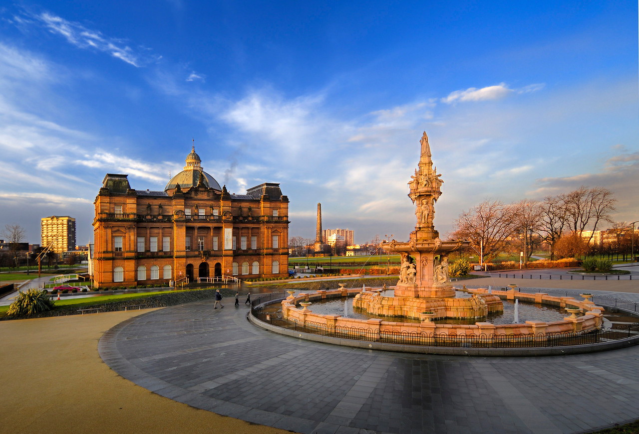 GLASGOW MUSEUMS:People's Palace and Winter Gardens Glasgow Green, Glasgow G40 1AT 0141 276 0788