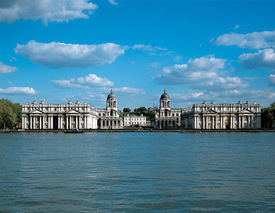OLD ROYAL NAVAL COLLEGE, Canaletto View of Old Royal Naval College