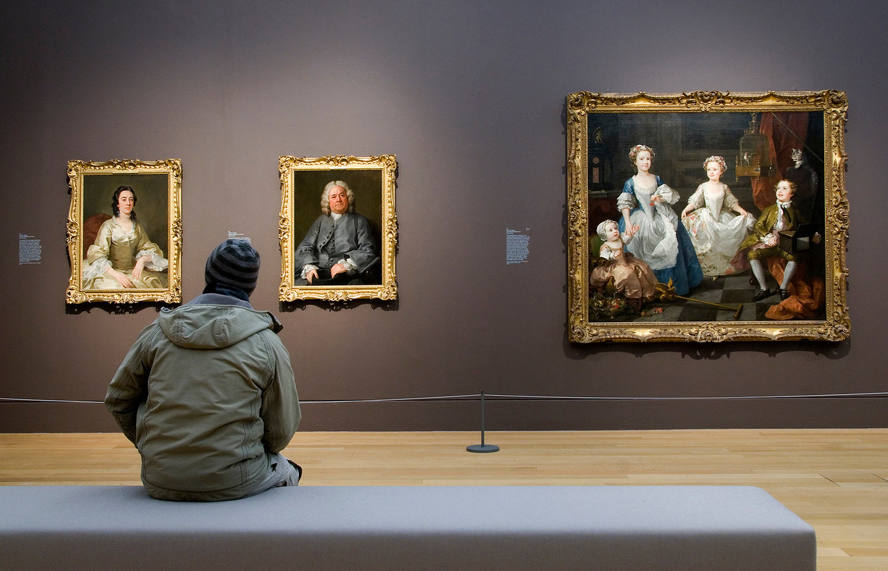 TATE GALLERIES: Tate Britain Collection, copyright Tate