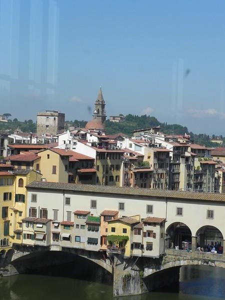 Ponte Vecchio from Uffizi 4