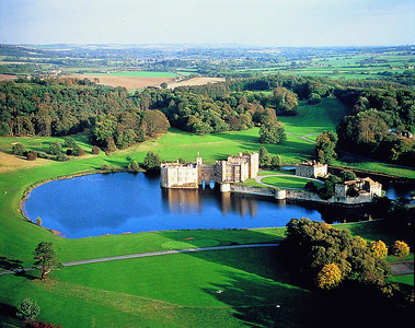 LEEDS CASTLE, Aerial View Leeds Castle Foundation is a Registered Charity No. 268354. It is a company, limited by guarantee, Registered No. 1172263. Leeds Castle Enterprises Limited is a wholly owned subsidiary of Leeds Castle Foundation, and exists to support the Foundation. The registered number of Leeds Castle Enterprises Limited is 1413563. Both companies are registered in England and have as their registered address Leeds Castle, Maidstone, Kent ME17 1PL. VAT No.303 8709 66