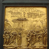 Ghiberti's bronze doors on Babtistery 2