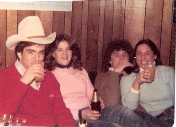Jerry, Karen, Mike and Liz