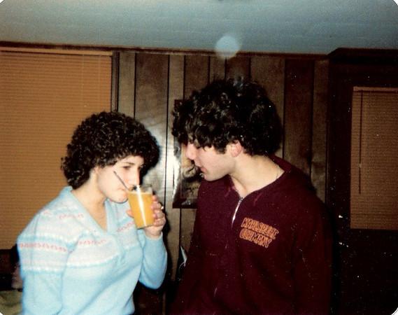 Lori and Mike