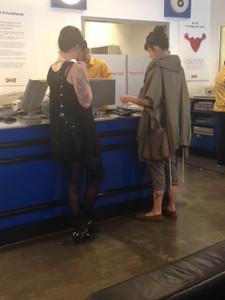 Ikea women