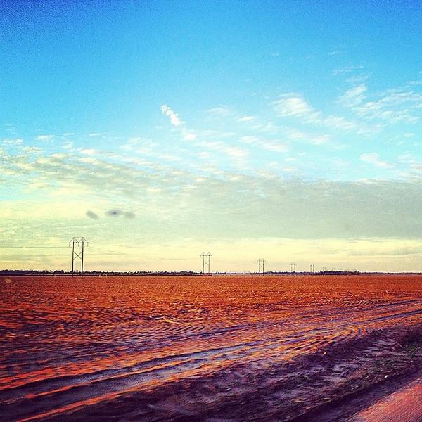 """The drive home via Instagram <a href=""""http://instagram.com/p/hRxKmQR-ra/"""">http://instagram.com/p/hRxKmQR-ra/</a>"""