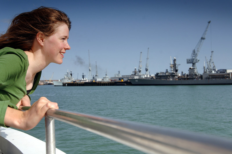 PORTSMOUTH HISTORIC DOCKYARD: Harbour Tour
