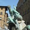 Piazza della Signoria statue