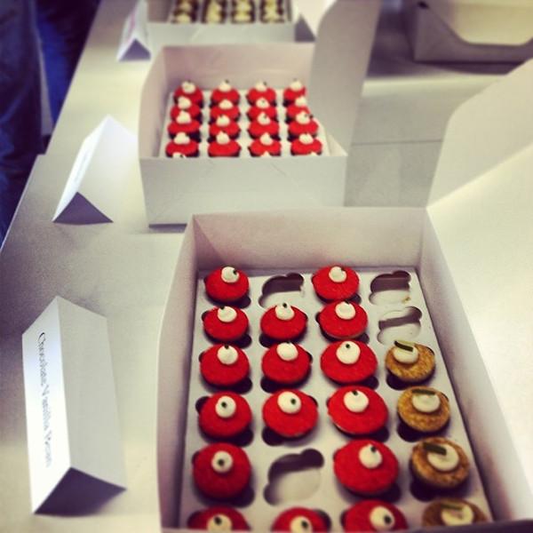 "Cupcake day at @PROS_inc via Instagram <a href=""http://instagram.com/p/h1g_l4x-tq/"">http://instagram.com/p/h1g_l4x-tq/</a>"